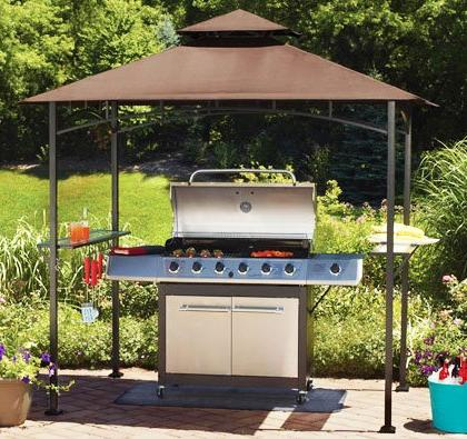 Garden Replacement Canopy for Target Madaga Beige