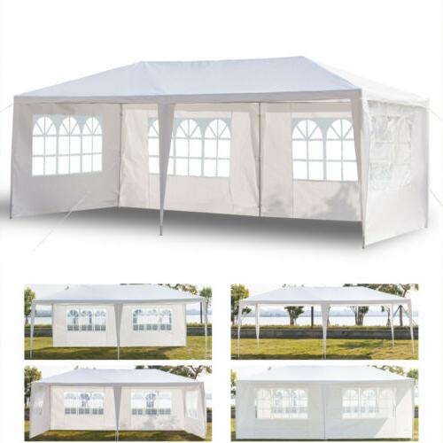 outdoor 10 x20 canopy party wedding tent