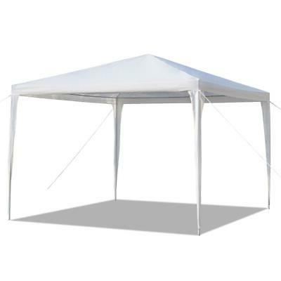 outdoor canopy 10x10 ft party wedding tent