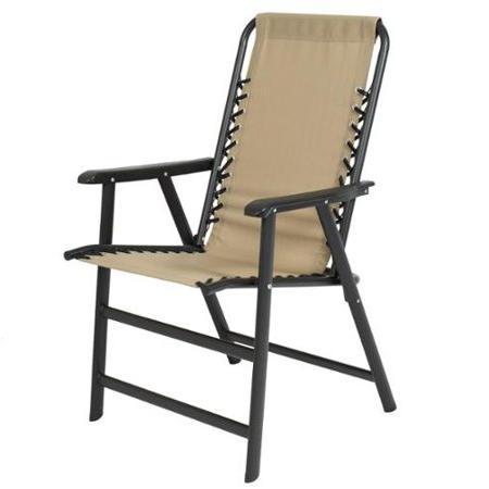 patio lounge suspension folding chair