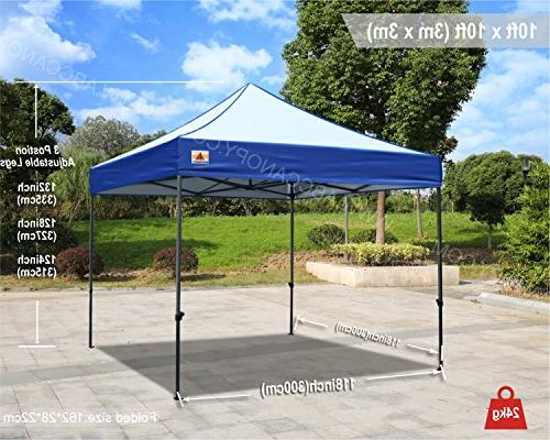 ABCCANOPY Canopy Folding Commercial Instant Bag