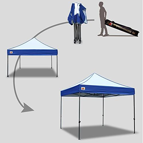 ABCCANOPY up Canopy Folding Heavy Commercial Canopy,Bonus Carrying Bag