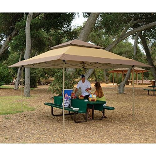 13 x 13 Canopy Gazebo. Providing your Yard, Patio, Outdoor Event.