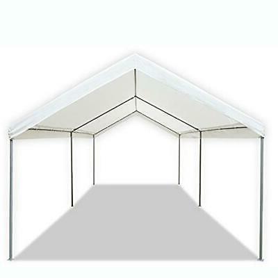 Canopy Shelter Carport 10 x 20 Steel Outdoor NEW