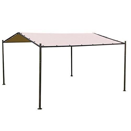 portable canopy garden gazebo