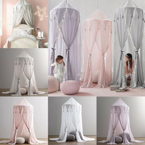 Princess Baby Mosquito Bed Kids Curtain Dome
