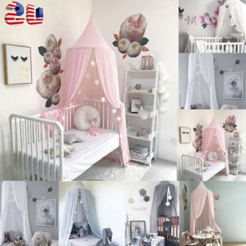 Hanging Dome Net for Crib Bedding