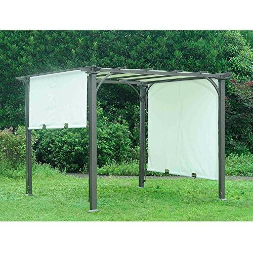 Sunjoy Replacement Canopy for 8' W x 8' D Adjustable Shade P