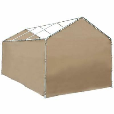 replacement canopy cover beige frame and amp