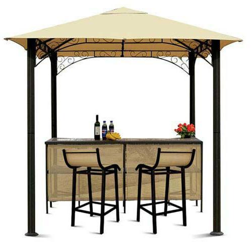replacement canopy for dc america barzebo gazebo