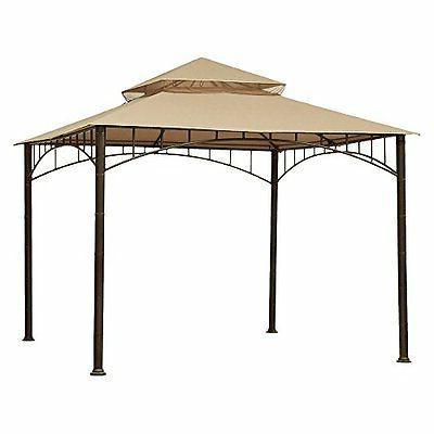 replacement canopy for target madaga gazebo riplock