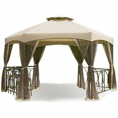 replacement canopy for the dutch harbor gazebo