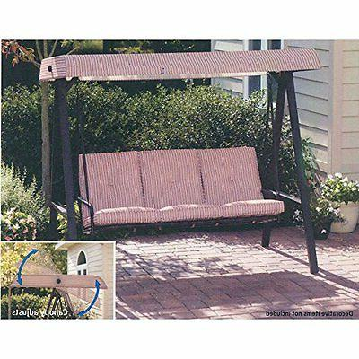 Garden Replacement Canopy for Walmart Person Striped