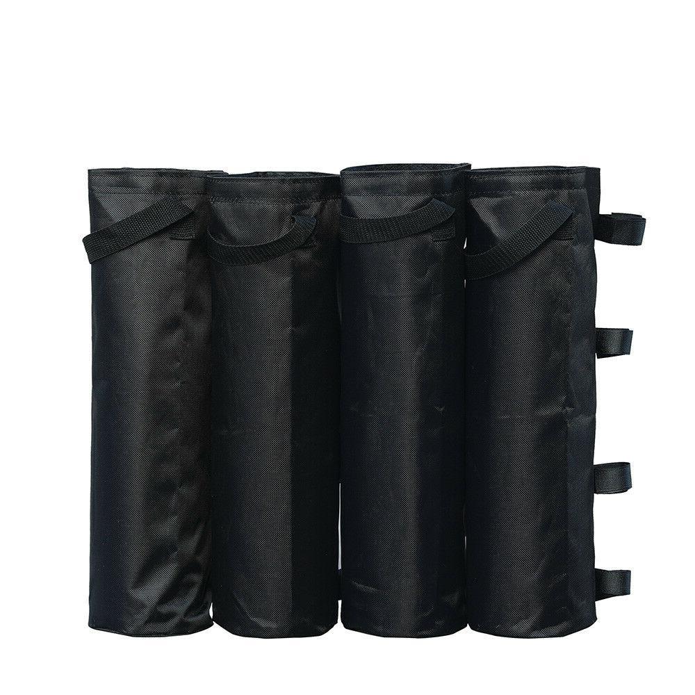 4Pc Monoshock Weight Bag Ez Up Canopy
