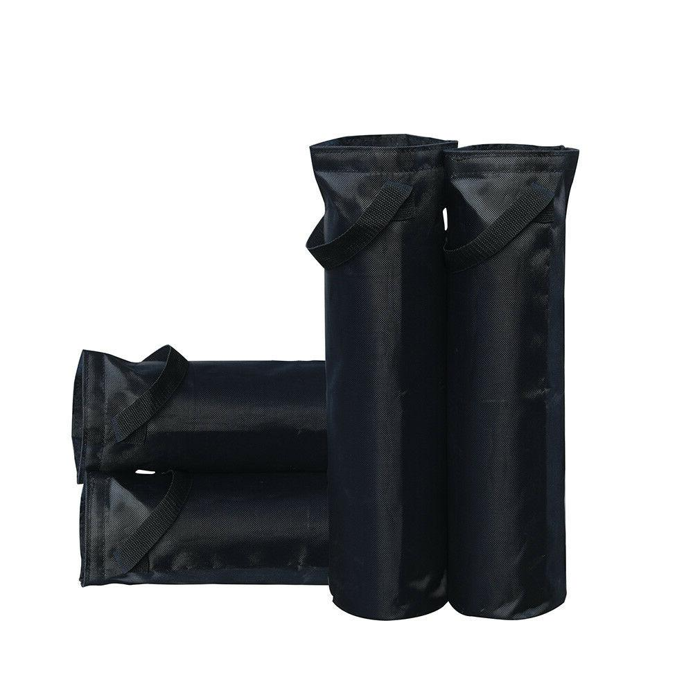 4Pc Monoshock Sand Bag For Pop Up Canopy Tent Accessory