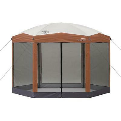 Coleman 12 ft. Instant Pavilion Portable Outdoor Gazebo Cano