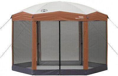 screened canopy sun shade 12x10 tent