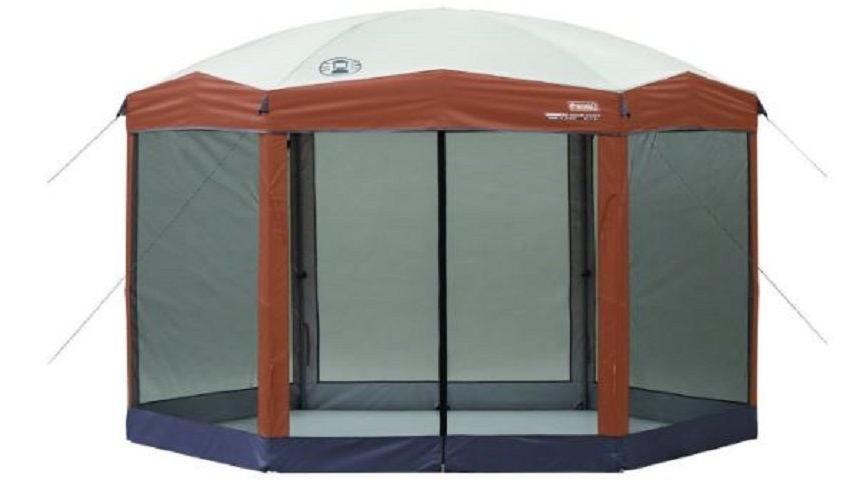 screened canopy tent outdoor gazebo gazebos