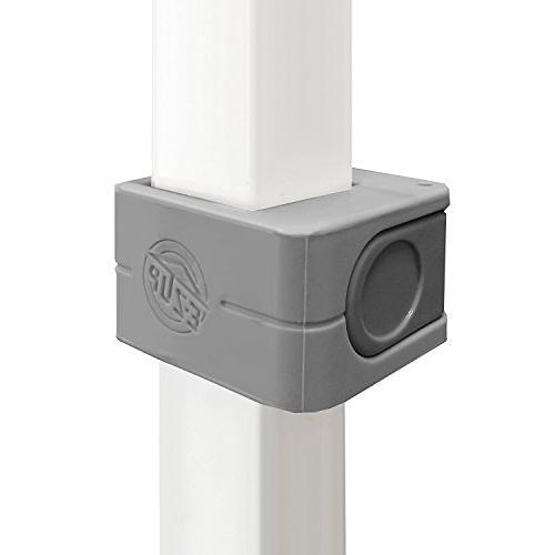 E-Z Shelter 10', White