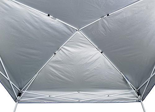 E-Z Sierra II 10-Feet Canopy, Blue