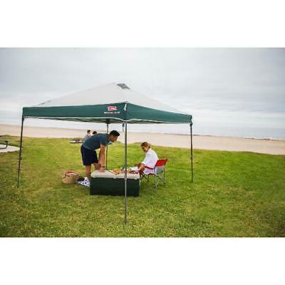 10 X 10 Straight Leg Instant Canopy Gazebo Shelter Tent Outd