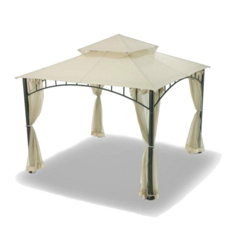 summer veranda gazebo replacement canopy beige