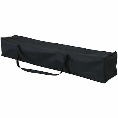 sunnydaze 10 x 10 black canopy carrying