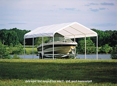 ShelterLogic All Purpose Outdoor 12 Canopy Replacement SuperMax Canopies