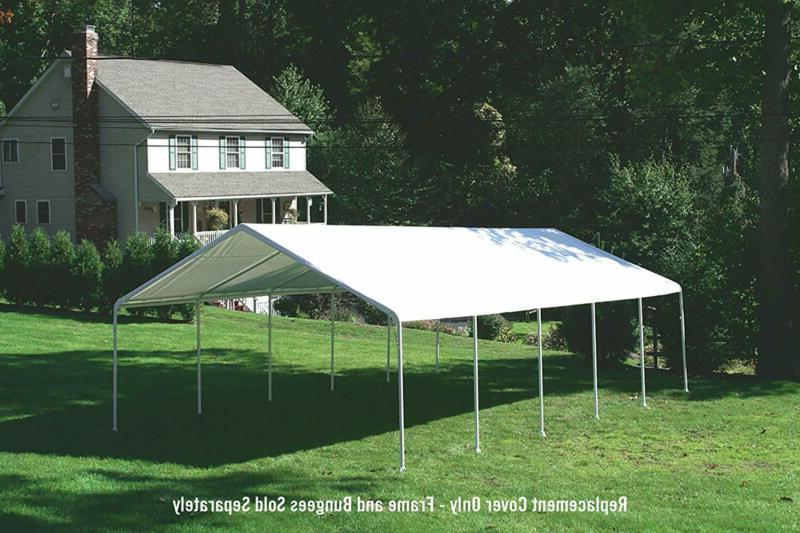 ShelterLogic Cover