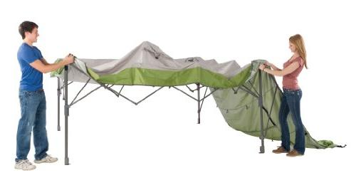 Tent Swing Wall