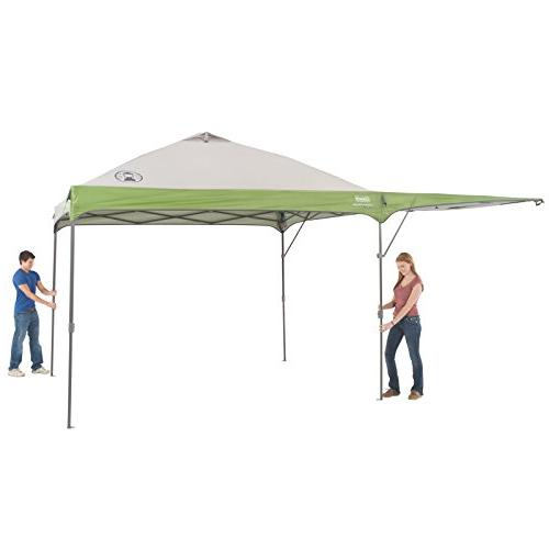 Tent with Wall