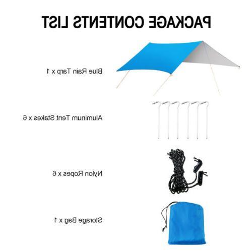 Tent Waterproof Rain Fly Camping