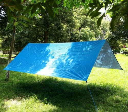 Fly Hammock Camping