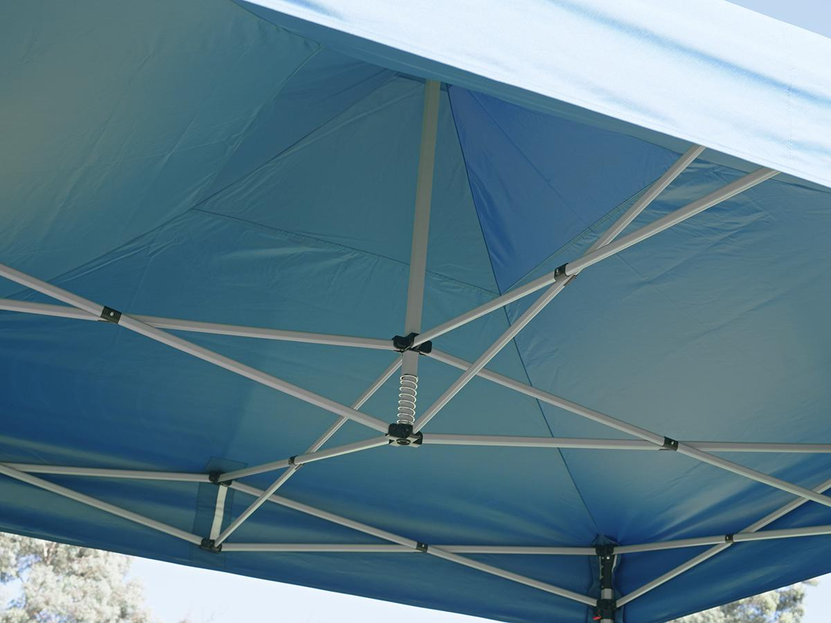 Commercial Instant 10x10 Ez Pop-up Canopy with 4 Removable Z