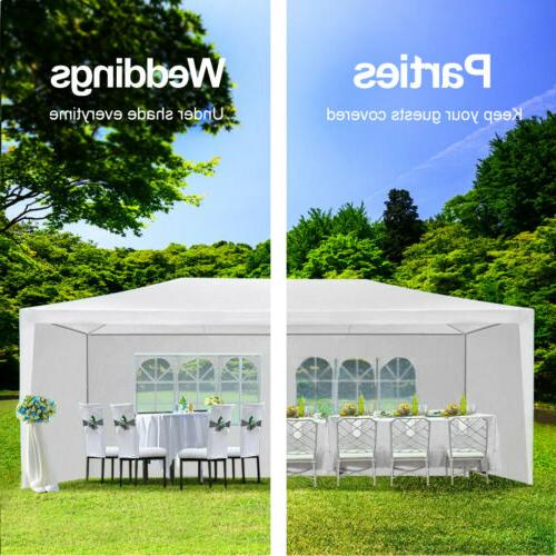 10'x30' Tent Wedding Pavilion Cater BBQ