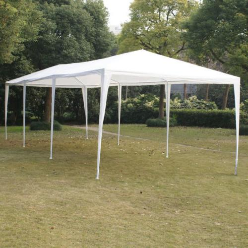 10'x30' Party Tent Wedding Outdoor Cater BBQ Waterproof
