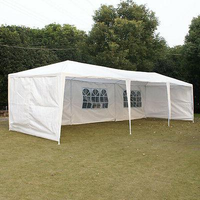 10'x30' Gazebo Tent Outdoor Cater BBQ