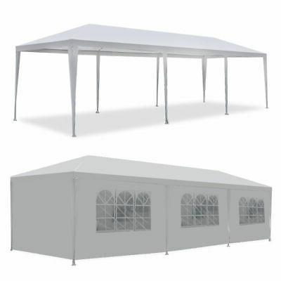 waterproof 10 x30 gazebo canopy party wedding