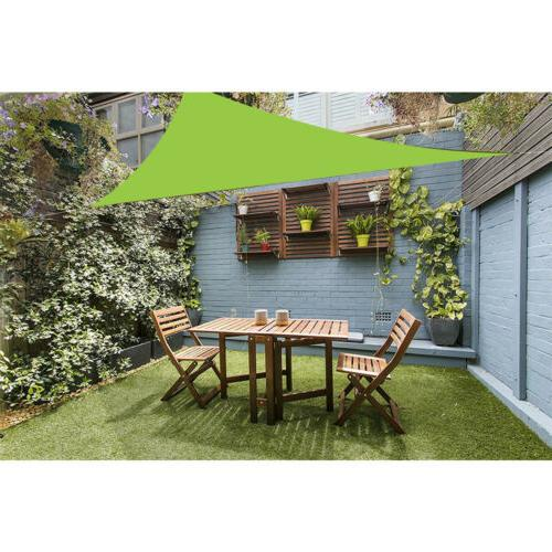 Waterproof Sun UV Patio Top Canopy Rectangle/Triangle