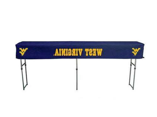 west virginia mountaineers canopy table