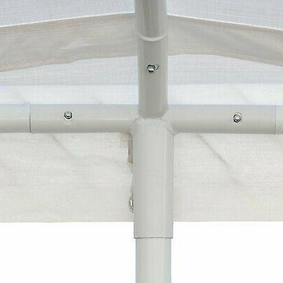 10' 20' Heavy Duty Canopy Tent Carport Shelter