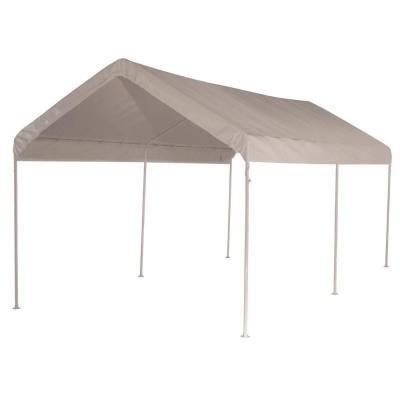 white purpose 6 leg canopy