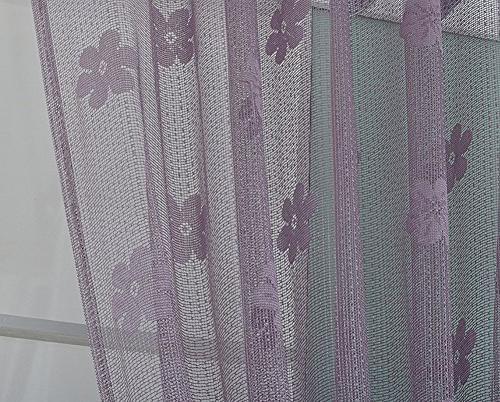 Aside Bside Design Curtains Rod Pocket Window Voile