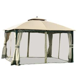 Garden Winds LCM1202B Windsor Dome Gazebo Replacement Canopy