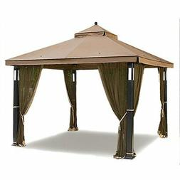 Garden Winds Lighted Gazebo Replacement Canopy