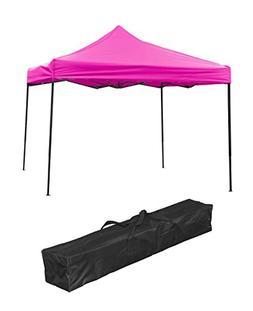 Trademark Innovations Lightweight & Portable Canopy Tent Set