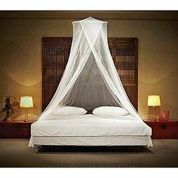 LUXURY Bed Canopies & Drapes MOSQUITO NET For Single To King