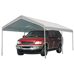 ShelterLogic Max AP Canopy 10-Foot x 20-Foot 6 Legs in White