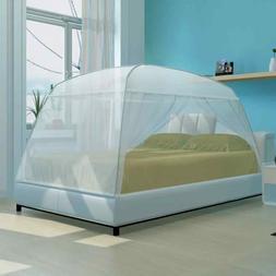 Mongolia Net Mosquito Net 2 Doors White Canopy Mesh Tent Ind
