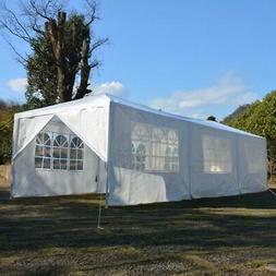 New 10'x30'Canopy Party Outdoor Wedding Tent Gazebo Pavilion